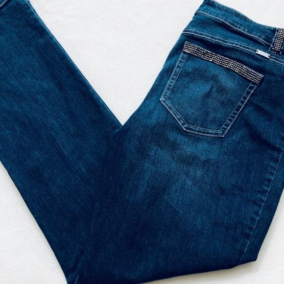 INC International Concepts Denim - Inc Plus Size Jeans Size 14 Crystals